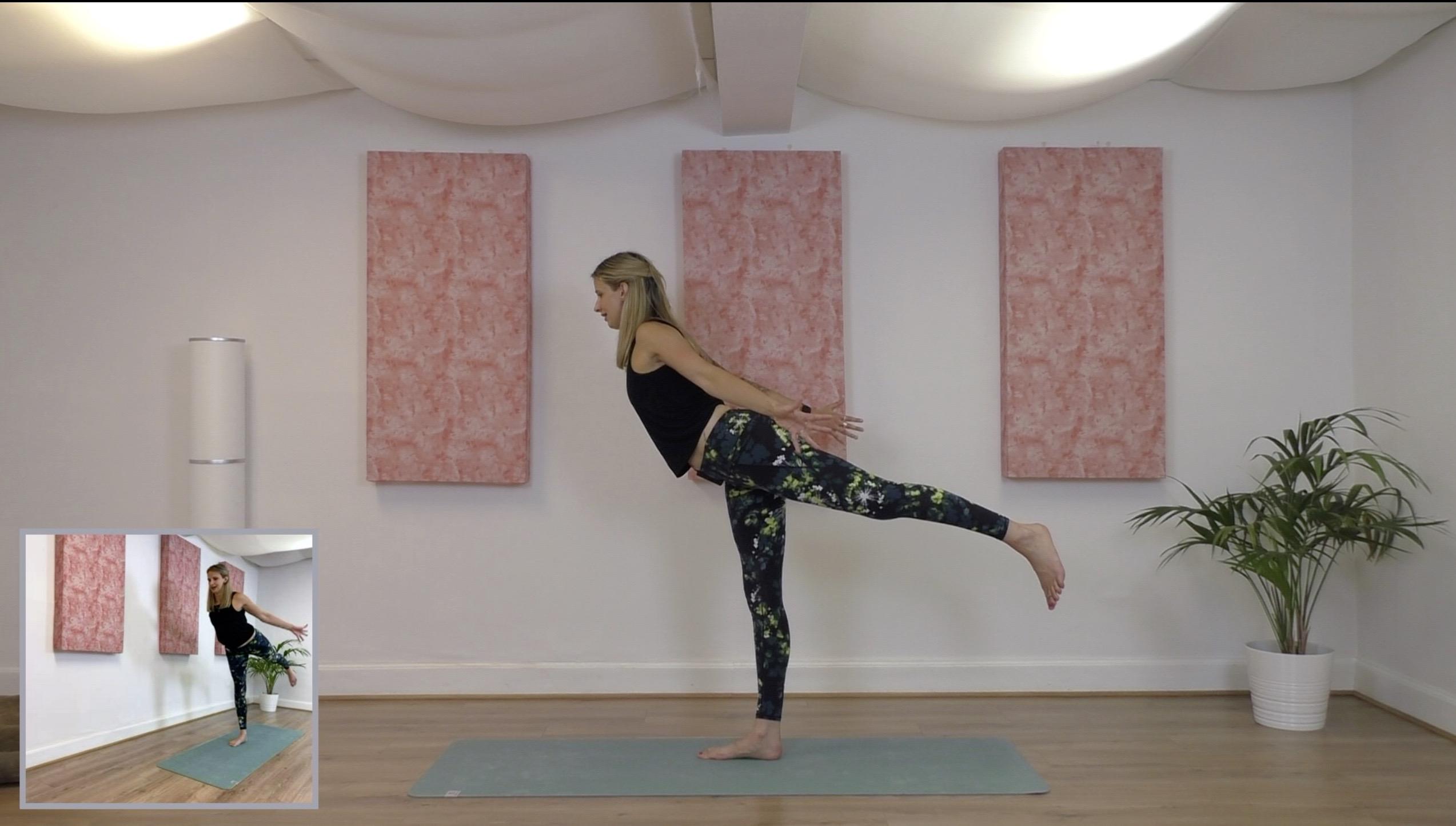 Improve Your Balance in Yoga
