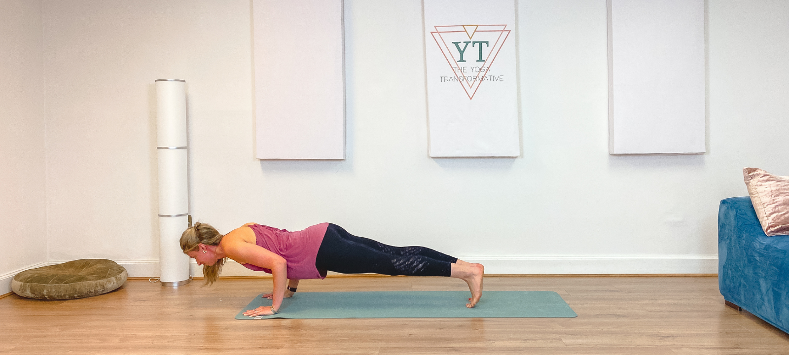 The Path To A Consistent Yoga Practice