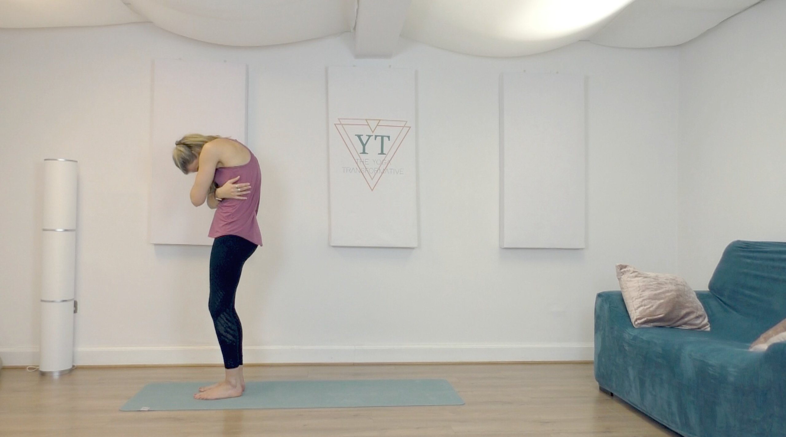Online Yoga Class – Come Back To Yourself