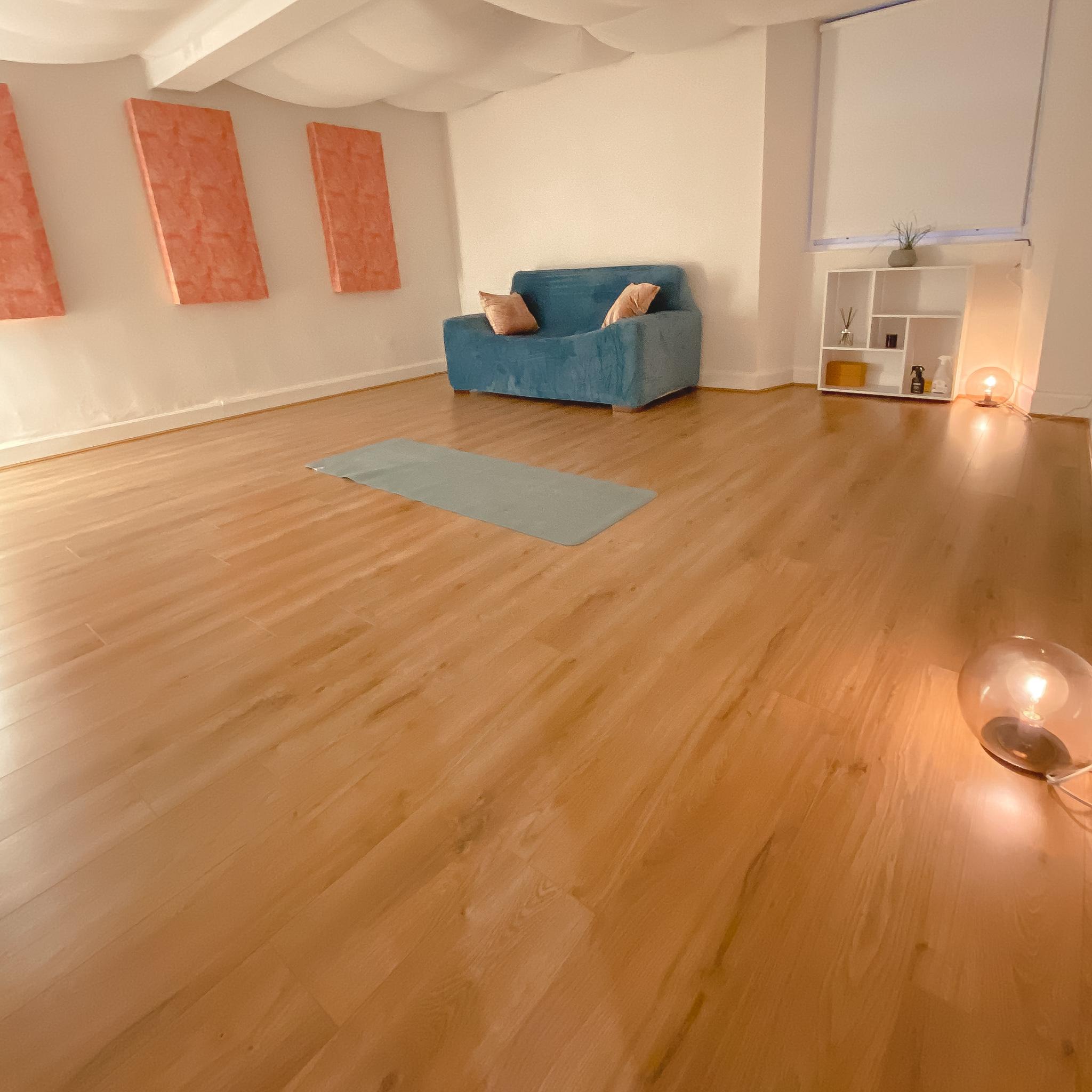 Our Edinburgh Yoga Studio Is Still Open!